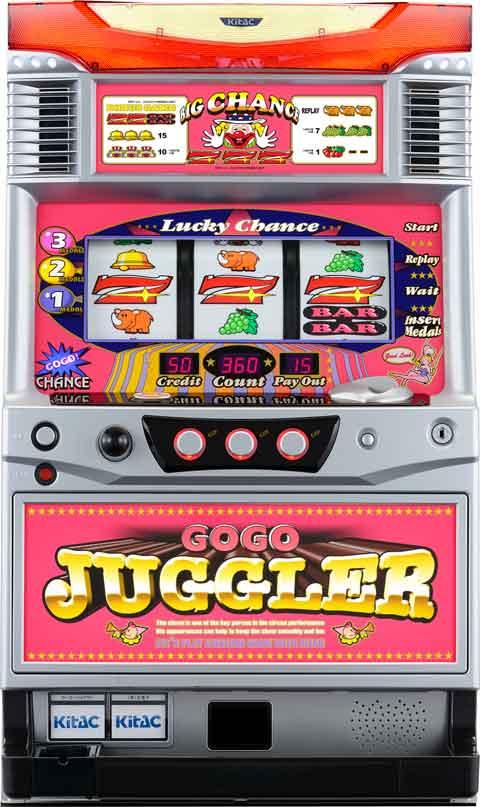 ジャグラー 2 ゴーゴー