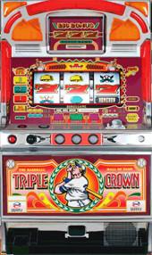トリプルクラウン30 - 機種情報
