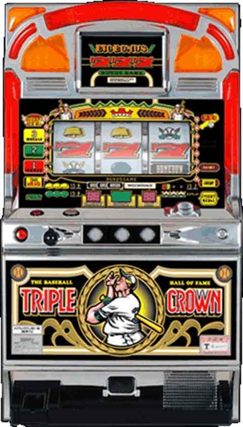 トリプルクラウンS2−30 - 機種情報