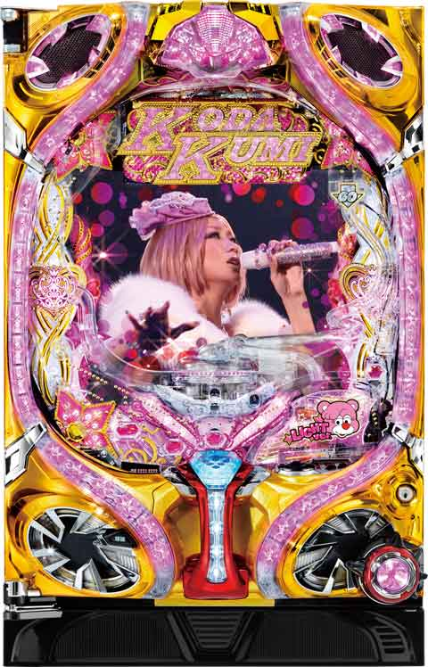 CRF KODA KUMI V SPECIAL LIVE BIG or SMALL LIGHT ver.