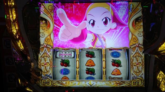 金カード クレア2 REG中の設定示唆:クレアの秘宝伝 女神の夢と魔法の遺跡(パチスロクレア3)